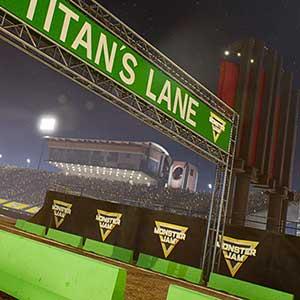 Titans Lane