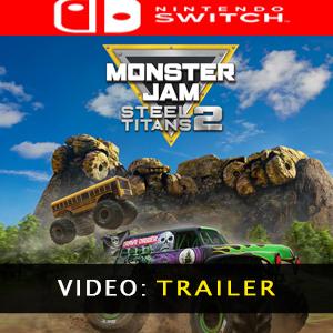 Monster Jam Steel Titans 2 Trailer Video