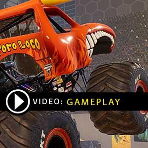 Monster Jam Steel Titans Gameplay Video