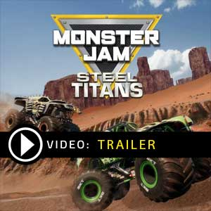 Buy Monster Jam Steel Titans CD Key Compare Prices
