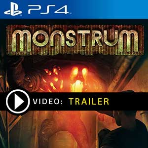 Monstrum PS4 Prices Digital or Box Edition