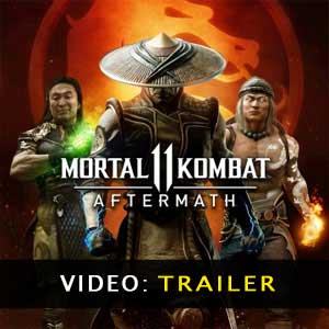 Buy Mortal Kombat 11 Aftermath CD Key Compare Prices