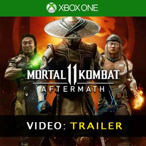 Buy Mortal Kombat 11 Aftermath Xbox One Compare Prices