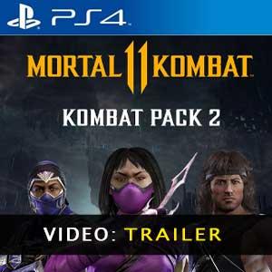 Mortal Kombat 11 Kombat Pack 2 trailer video