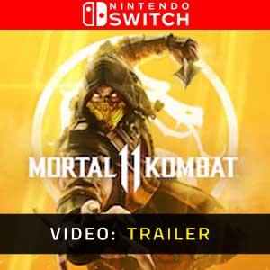 Mortal Kombat 11 Nintendo Switch Video Trailer