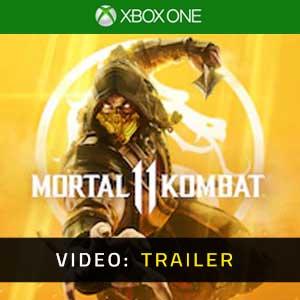 Mortal Kombat 11 Xbox One Video Trailer