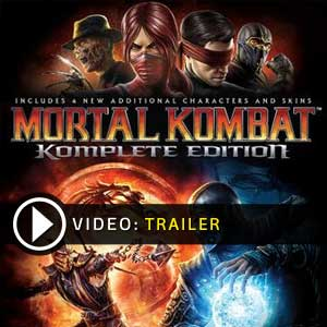 Buy Mortal Kombat Komplete CD Key Compare Prices