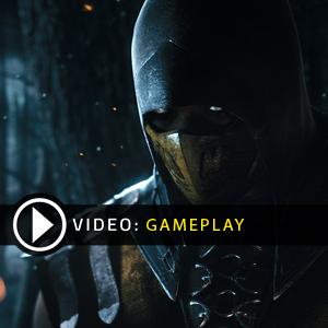 Mortal Kombat X Gameplay Video