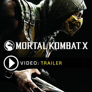 Buy Mortal Kombat X CD Key Compare Prices