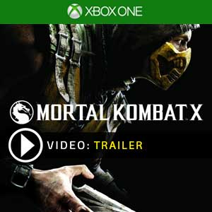 Mortal Kombat X Xbox One Prices Digital or Physical Edition