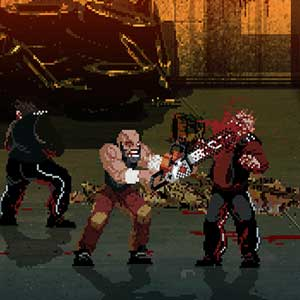 Russia Bleeds Street fighters