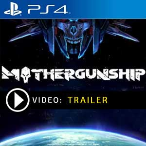 Mothergunship PS4 Prices Digital or Box Edition