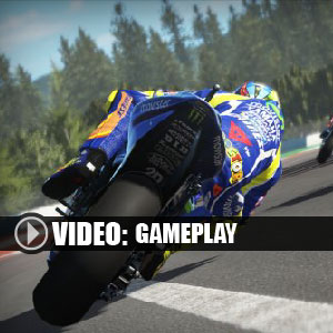 MotoGP 17 Gameplay Video