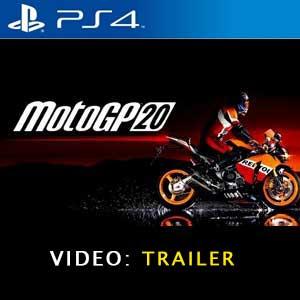 MotoGP 20 PS4 Video Trailer
