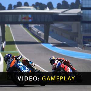 MotoGP 20 Nintendo Switch Gameplay Video