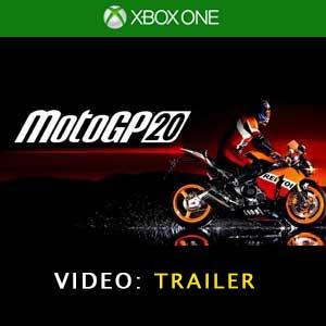 MotoGP 20 Xbox One Prices Digital or Box Edition