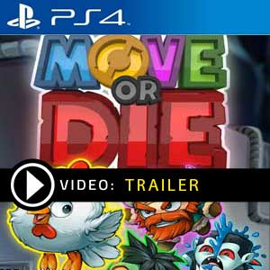 Move or Die PS4 Prices Digital or Box Edition