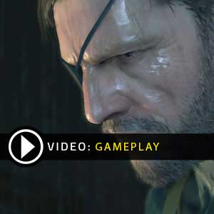 Metal Gear Solid 5 The Phantom Pain PS4 Gameplay Video