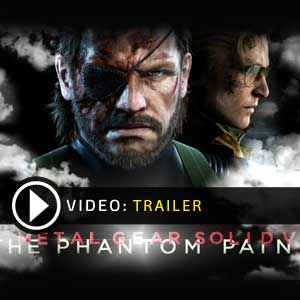 Buy Metal Gear Solid 5 The Phantom Pain CD Key Compare Prices
