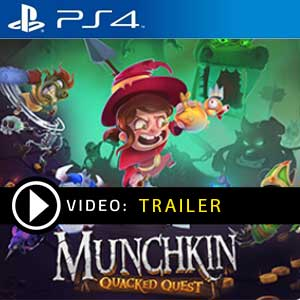 Munchkin Quacked Quest PS4 Prices Digital or Box Edition