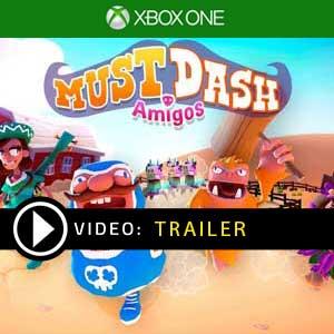 Must Dash Amigos Xbox One Prices Digital or Box Edition