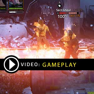 Mutant Year Zero Road to Eden Gameplay Video