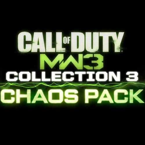 Buy Modern Warfare 3 collection 3 Chaos Pack CD KEY Compare Prices