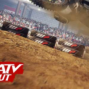 MX vs ATV All Out Supercross