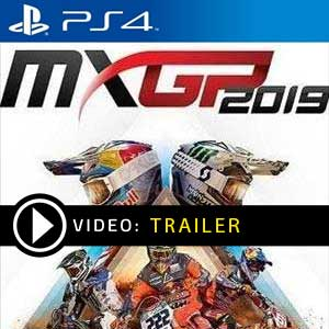 MXGP 2019 PS4 Prices Digital or Box Edition