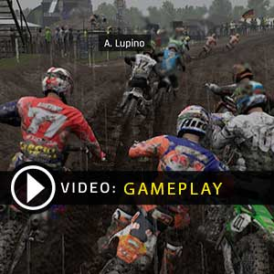 MXGP PRO Gameplay Video