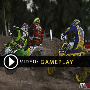MXGP2 The Official Motocross Videogame Gameplay Video