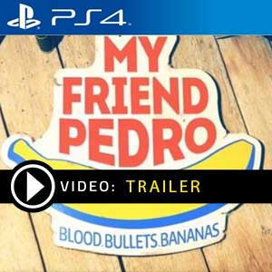 My Friend Pedro PS4 Prices Digital or Box Edition