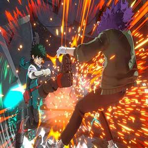 head-to-head in epic battles