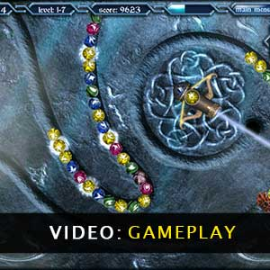 Mythic Pearls The Legend of Tirnanog Gameplay Video