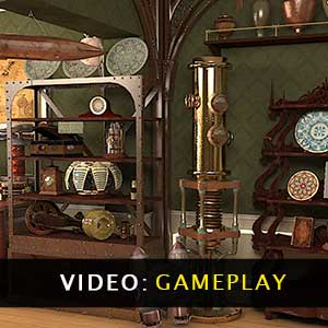 Nancy Drew Alibi In Ashes Gameplay Video