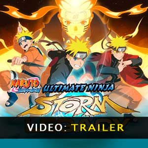 NARUTO SHIPPUDEN Ultimate Ninja STORM Legacy Trailer Video