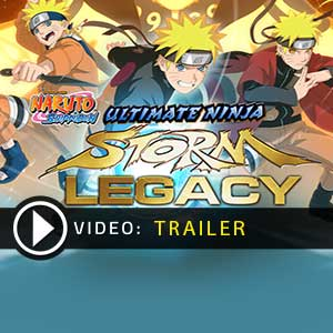 Buy NARUTO SHIPPUDEN Ultimate Ninja STORM Legacy CD Key Compare Prices