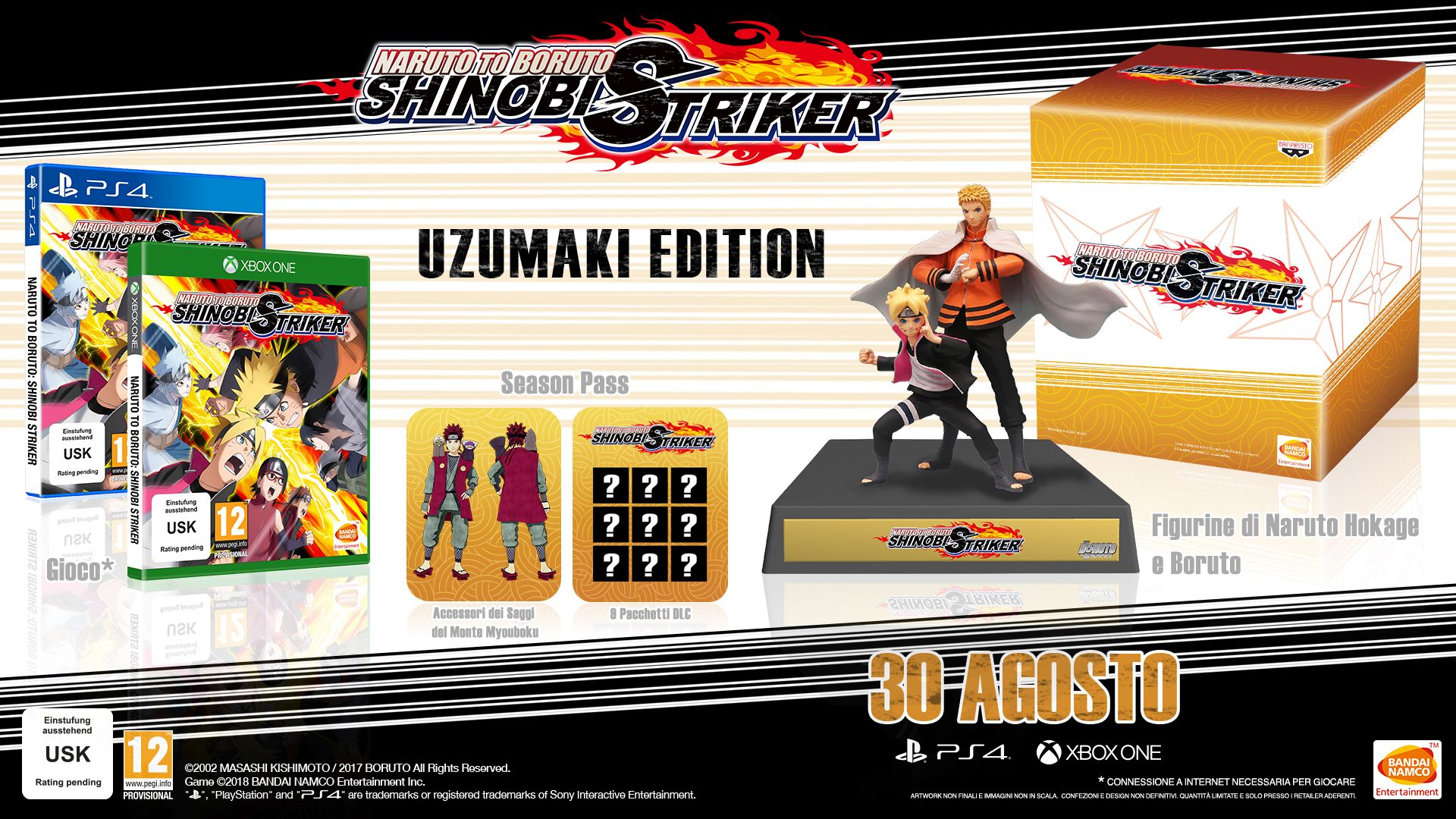 Naruto to Boruto Shinobi Striker Uzumaki Edition