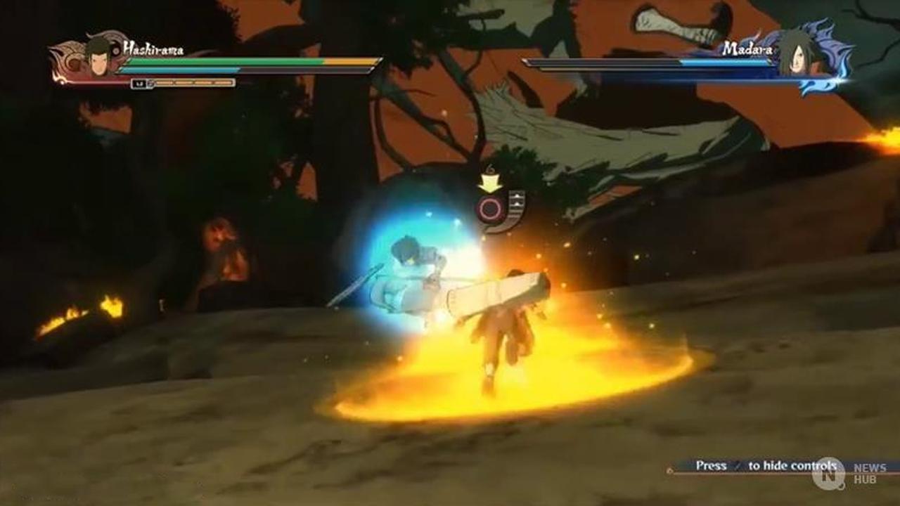 Buy Naruto Shippuden Ultimate Ninja Storm 4 PS4 Game Code