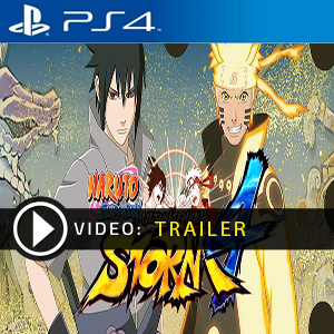 Naruto Shippuden Ultimate Ninja Storm 4 PS4 Prices Digital or Physical Edition