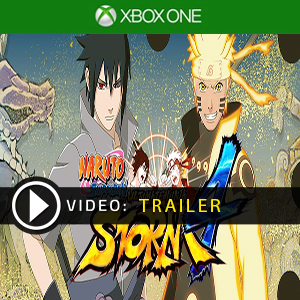 Naruto Shippuden Ultimate Ninja Storm 4 Xbox One Prices Digital or Physical Edition