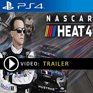 NASCAR Heat 4 PS4 Prices Digital or Box Edition