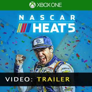 NASCAR Heat 5 Video Trailer