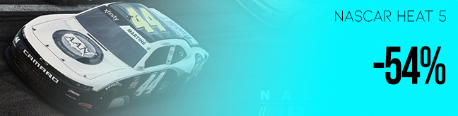 Best discount for NASCAR Heat 5 CD key