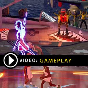 NBA 2K Playgrounds 2 Gameplay Video