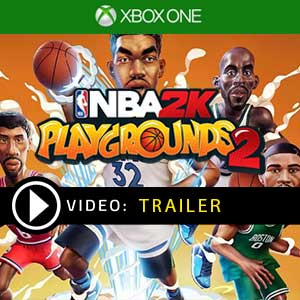 Nba 2K Playgrounds 2 Xbox One Prices Digital or Box Edition