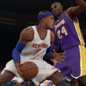 NBA 2k15 Offense-Defense