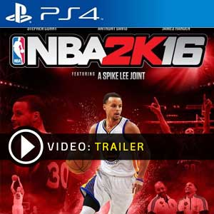 NBA 2K16 PS4 Prices Digital or Physical Edition