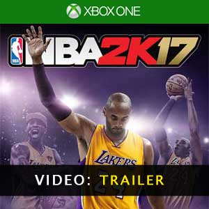NBA 2K17 Xbox One Prices Digital or Box Edition