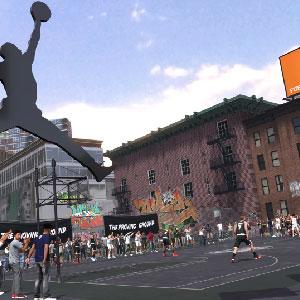 NBA 2K18 Neighborhood Playground